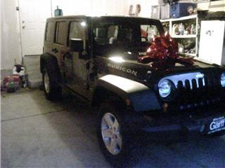 Eran's 2008 Jeep JK 4Door