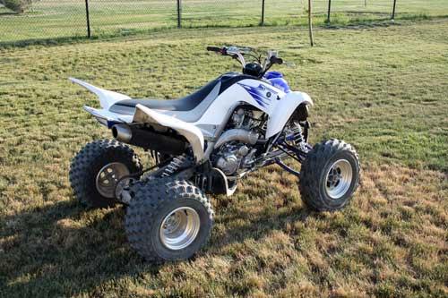 2007 Yamaha Raptor 700