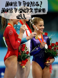 Olympic Gymnast Shawn Johnson