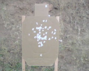 This is my target shot from 10 meters.