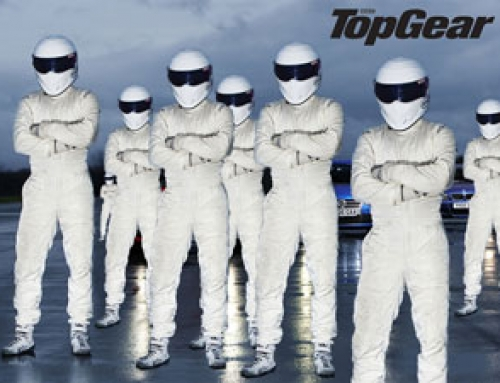 Top Gear Stig Intro's