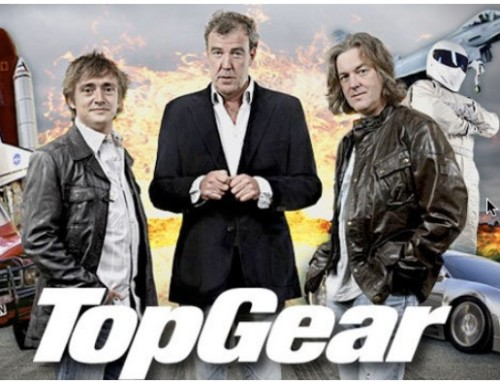Why I love Top Gear?
