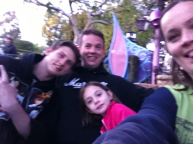 Disneyland 2011
