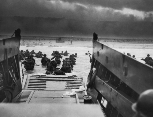 Operation Overlord: The Normandy Invasion