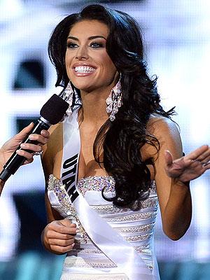 Miss Utah USA Marissa Powell ETHAN MILLER/GETTY