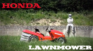 Honda-Lawnmower