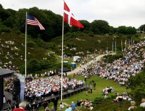 Denmark Celebrates the 4th of July