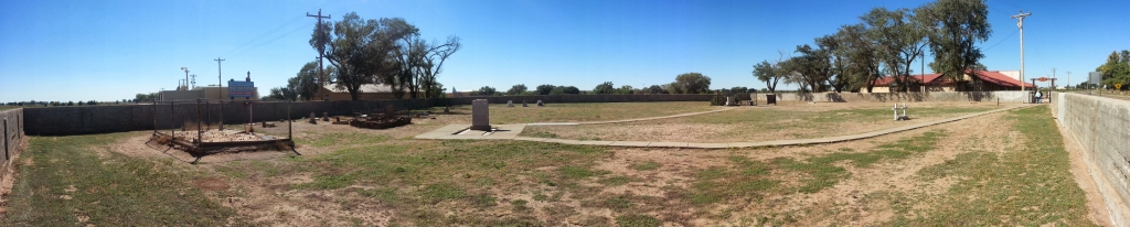 Fort-Sumner-Cemetary-Panorama