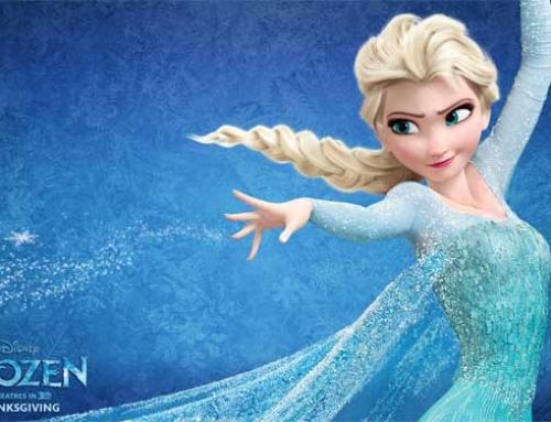 """A Frozen Father (""""Let it Go"""" Parody)"""