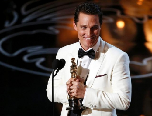 Actor Matthew McConaughey Delivers Impassioned Oscar Acceptance Speech