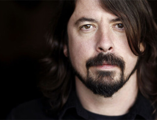David Grohl -The Musician for Every Man, Boy and Child
