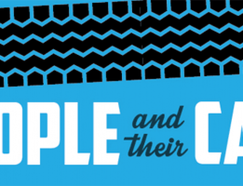 People and Their Cars Infographic
