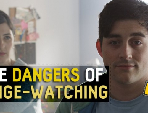 THE DANGERS OF BINGE-WATCHING TELEVISION SERIES