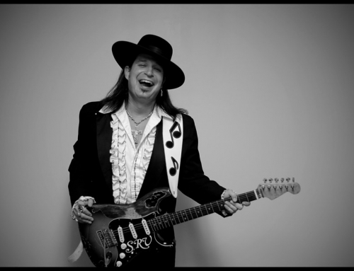 Stevie Ray Vaughan… Gone 24 Years Ago Today