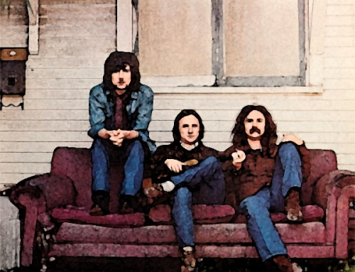 My favorite version of Crosby, Stills, & Nash's – Suite Judy Blue Eyes