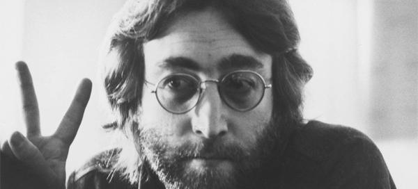 John Lennon from John Lennon Archive ©Yoko Ono