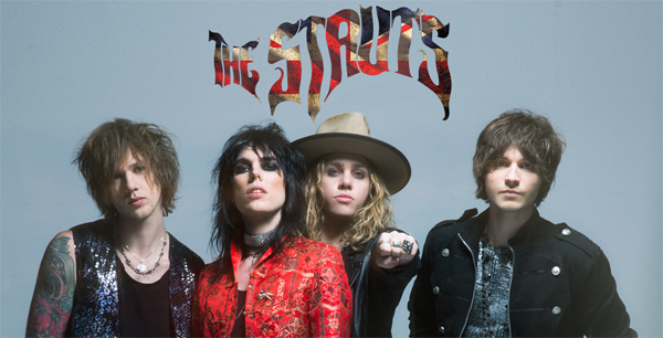 "I can't get ""Put Your Money On Me"" by the Struts outta my head"