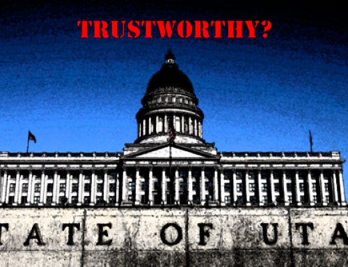 Can We Trust Utah's Elected Local Officials?