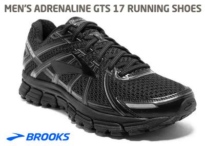 MEN'S ADRENALINE GTS 17 RUNNING SHOES